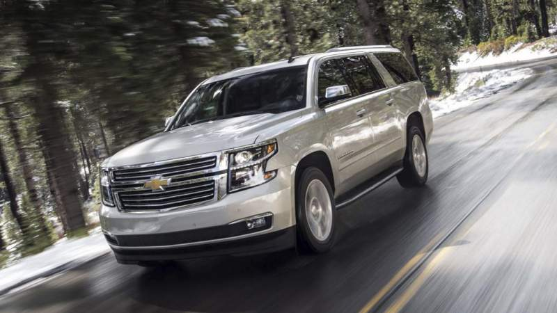 2019 Chevy Suburban Mid-Cycle Refresh | 2019 - 2020 ...