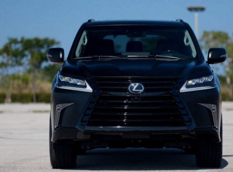 2019 Lexus Lx 570 Redesign And Changes 2019 2020 Suvs2019 2020
