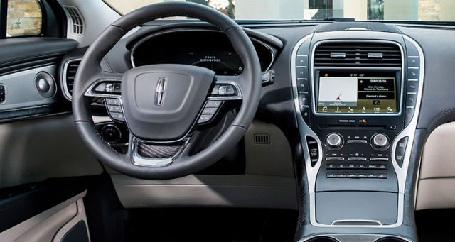 2019 Lincoln Nautilus interior | 2019 - 2020 SUVs2019 ...