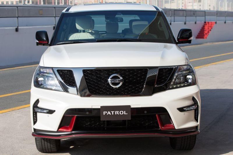 2019 Nissan Patrol Facelift Changes Pickup Truck 2019 2020