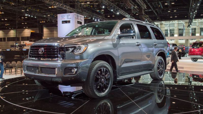 2019 Toyota Sequoia Redesign, Release Date | 2019 - 2020 ...