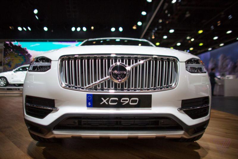 2019 Volvo Xc90 Release Date T8 Redesign 2019 2020 Suvs2019