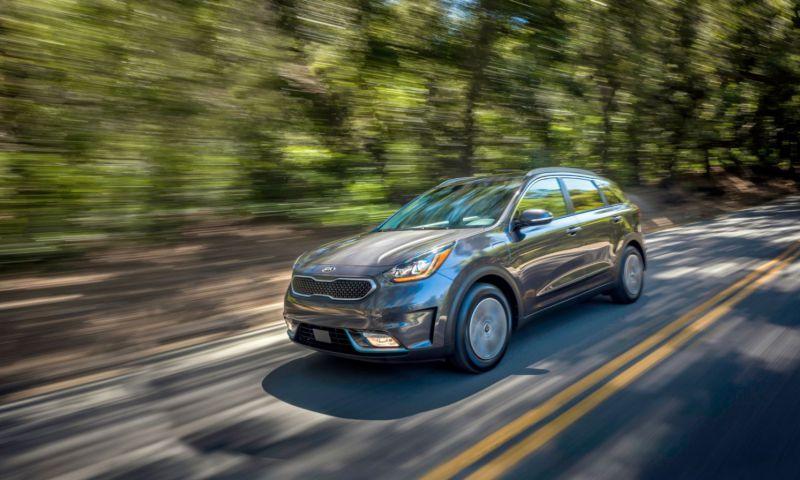 2019 Kia Niro EV, Hybrid and Plug-in Hybrid | 2019 - 2020 ...