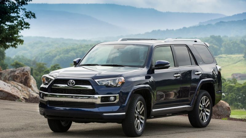 4runner 2019 Redesign >> 2019 Toyota 4runner Redesign Trd Pro Review 2019 2020 Suvs2019
