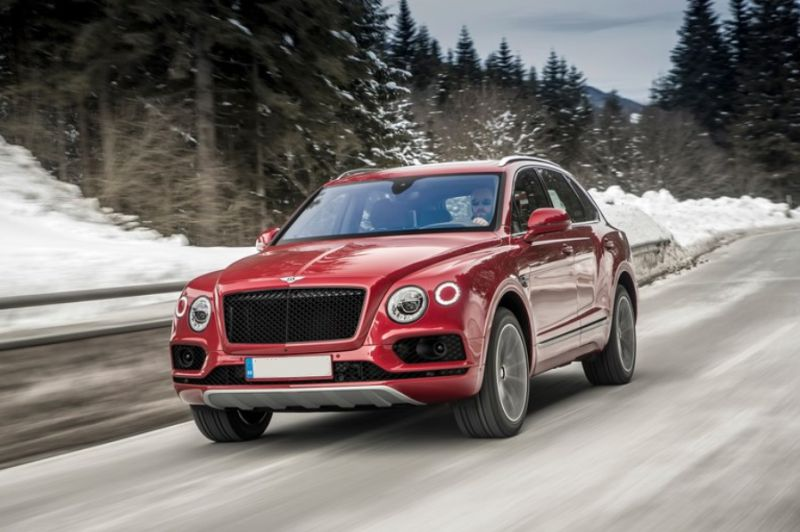 2019 Bentley Bentayga V8 is the SUV that can beat all types of off-road terrains   2019 - 2020 ...