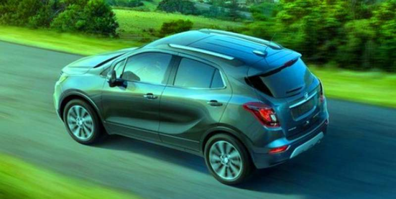 2019 buick encore improves towing capacity and gas mileage. Black Bedroom Furniture Sets. Home Design Ideas
