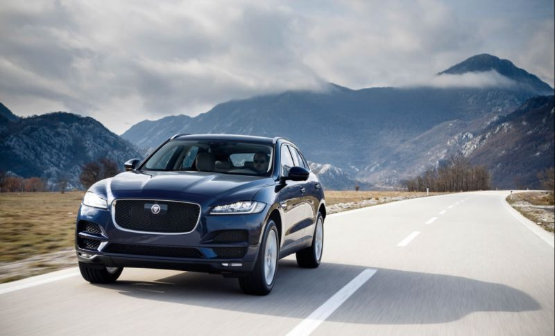 2019 Jaguar F Pace Review Price And Release Date 2019 2020