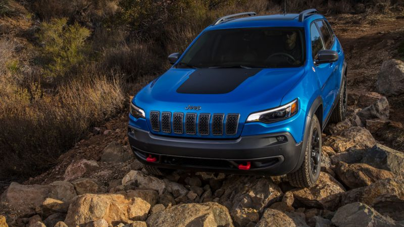 2019 Jeep Cherokee Is The New Off Road Leader 2019 2020 Suvs2019 2020 Suvs