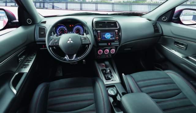 2019 Mitsubishi ASX interior | 2019 - 2020 SUVs2019 – 2020 SUVs