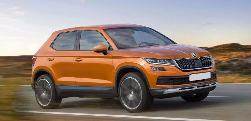 Vision X Hybrid SUV Unveils What Would 2019 Skoda Polar Look Like | 2019 - 2020 SUVs2019 – 2020 SUVs