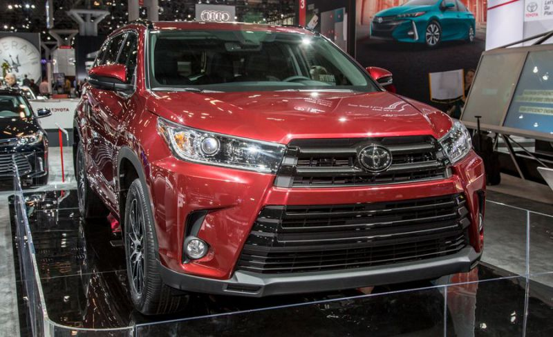 2019 Toyota Highlander Changes, Price, Redesign | 2019