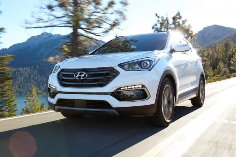 2019 Hyundai Santa Fe Sport Front Jpg