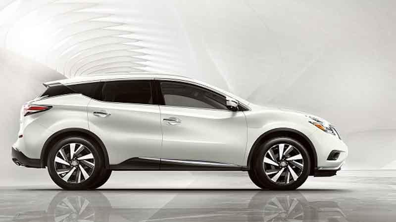 2019 Nissan Murano Spy Shots, Redesign, Hybrid | 2019 ...