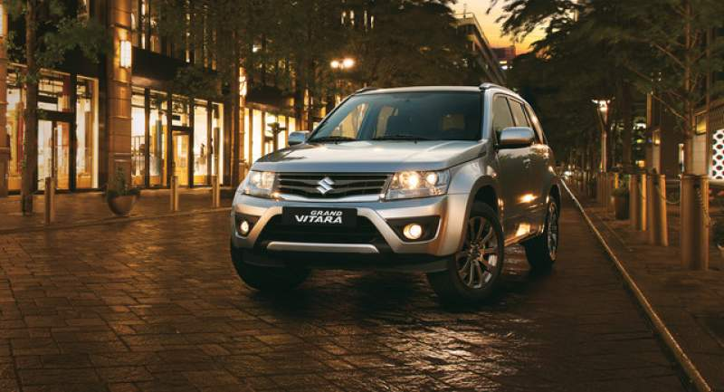 2019 Suzuki Grand Vitara Off-Road 4x4 SUV Facelift | 2019 - 2020 SUVs2019 – 2020 SUVs