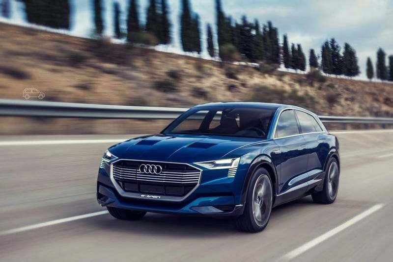 2020 audi q6 e tron production starts in europe this fall 2019 2020 suvs2019 2020 suvs. Black Bedroom Furniture Sets. Home Design Ideas