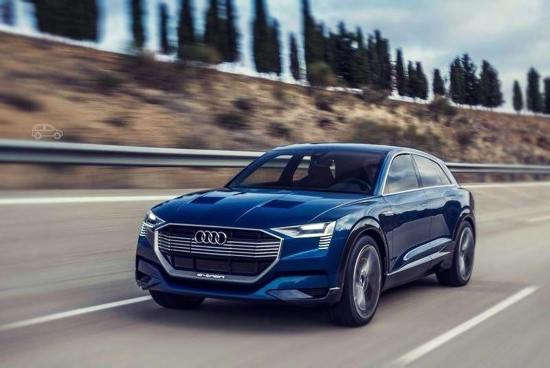 2020 Audi Q6 E Tron Front Jpg