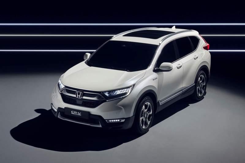 2019 Honda Cr V Hybrid Jpg