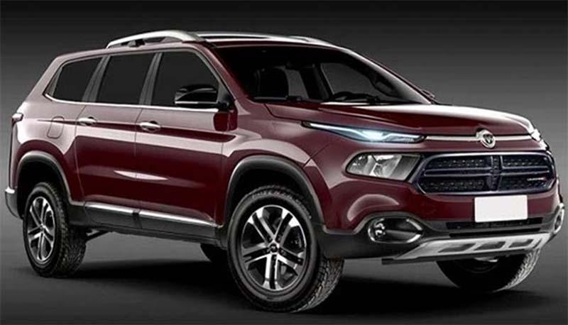 2020 Dodge Durango Body On Frame Platform 2019 2020 Suvs2019