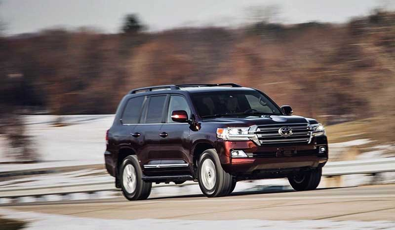 2020 Toyota Land Cruiser Spy Shots And Release Date 2019 2020