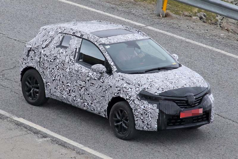Changes For The New Renault Captur 2020 Hybrid And Phev Are Coming
