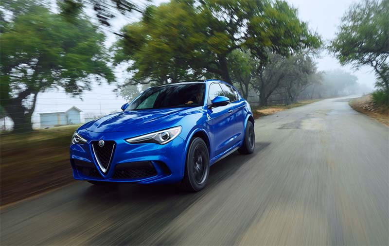 2020 Alfa Romeo Stelvio Quadrifoglio 2019 2020 Suvs2019 2020 Suvs
