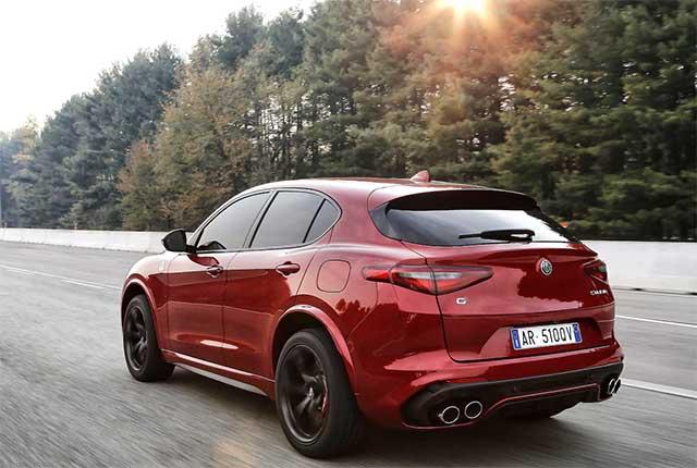 2020 Alfa Romeo Stelvio Quadrifoglio Changes 2019 2020 Suvs2019
