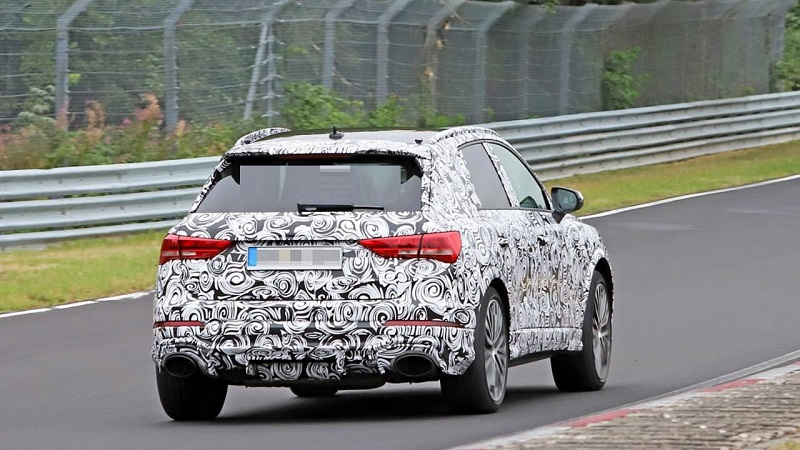 2020 Audi Q3 New Details Sq3 And Rs Q3 Are Coming2019 2020 Suvs