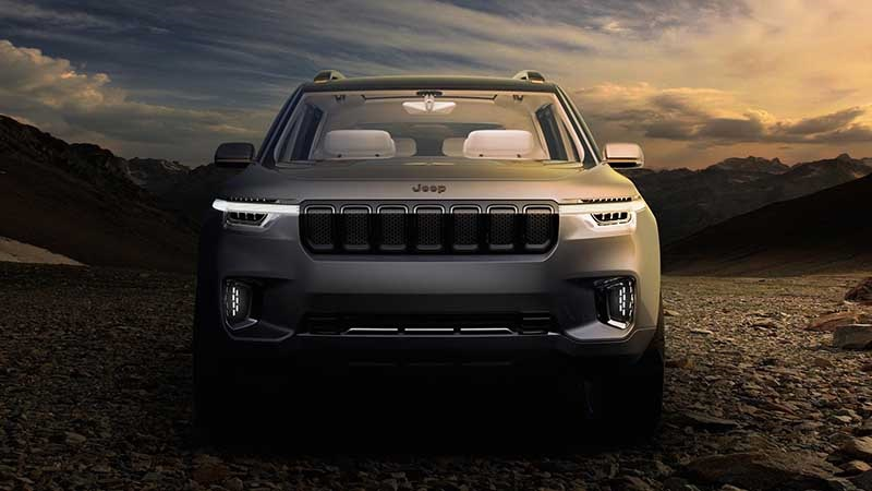 2020 Jeep Wagoneer First Details, Spy Photos, Grand ...