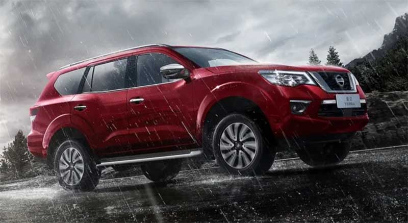 2020 Nissan Xterra Is Getting A New Shape Suv Biblesuv Bible