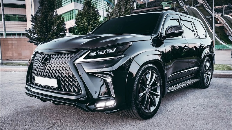 2021 lexus lx 570 might be the last edition with v8 engine